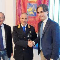 Reggio ha un nuovo comandante della polizia locale. Zucco: