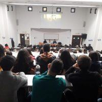 Università Mediterranea, gli studenti del Piria a lezione di diritti umani - FOTO