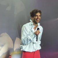 Reggio, grande successo per Mika al Pala Calafiore