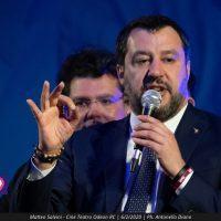 Salvini e la battaglia per Reggio Calabria: 'Siamo al ballottaggio'
