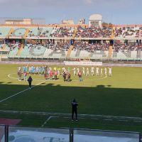 Un tempo per parte: Catania e Reggina si dividono la posta in palio al 'Massimino'