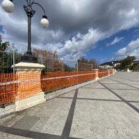 Reggio guarda al futuro. Al via i lavori di Tresoldi sul lungomare - FOTO