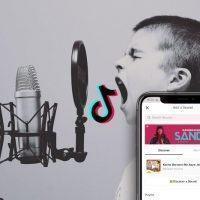 Come aggiungere audio su TikTok senza la funzione