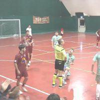 Calcio a 5 - Sconfitta e polemiche. Il Cataforio non ci sta