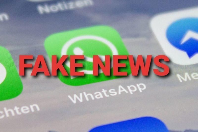 Whatsapp, fake news