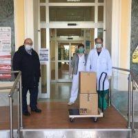 Reggio, Confindustria Sanità dona un ventilatore al GOM. Cuzzucoli: 'Un piccolo aiuto'