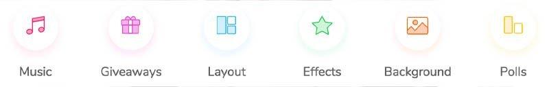 Funzionalità Loola.tv per dirette Instagram da Computer