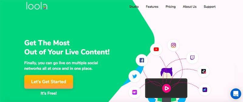 Diretta Instagram: come fare live streaming da Pc Desktop con Loola.tv