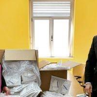 Farmacia Postorino dona 1000 mascherine al GOM di Reggio