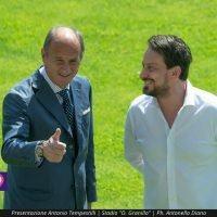Reggina: Luca Gallo, il sogno De Rossi ed il pensiero su Tempestilli