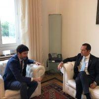 'Stop al commissariamento della Calabria': l'appello di Siclari al ministro Speranza