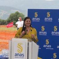Inaugurazione lavori Statale 106, Santelli: 'Si riapre il cantiere dopo 20 anni'
