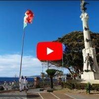 2 giugno a Reggio Calabria: la cerimonia dell'ammaina bandiera