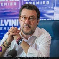 Lega pronta a prendersi Reggio, Salvini: 'Falcomatà tra i meno apprezzati d'Italia'