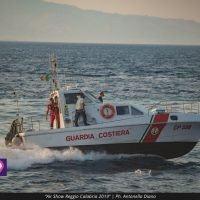 Reggio, recuperato cadavere in mare. In corso le indagini