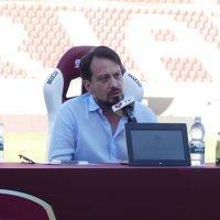 Gallo: 'Orgoglioso di presentare un campione come Menez'