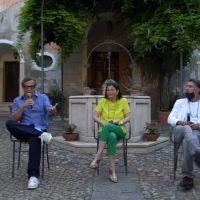 Santelli, Muccino e Bova promuovono la Calabria: 'Terra di colori ed emozioni'