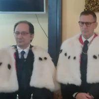 Istituto Italiano di Criminologia, lauree Honoris Causa ai capi della DEA e FBI