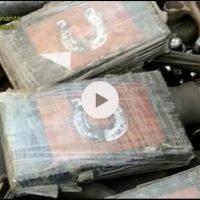 Cargo Bianco, il video delle operazioni
