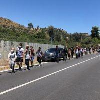 Nuovo sbarco nella Locride. Migranti arrivati a Ferruzzano