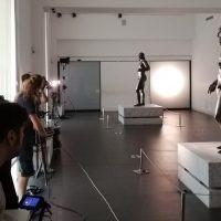 I Bronzi di Riace tornano in tv: le telecamere Sky al Museo di Reggio