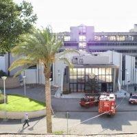 Distrutta la Sala Calipari, Tallini in viaggio verso Reggio: 'Crollo inspiegabile'