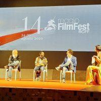 Reggio Film Fest 2020, le guest star Pasotti e Marazziti esaltano la kermesse del cinema