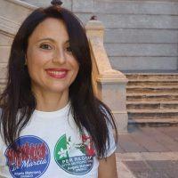 Comunali Reggio, immagine shock virale su WhatsApp: solidarietà alla Marcianò