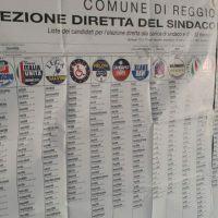 Comunali Reggio: sarà ballottaggio, ma centrodestra e centrosinistra si leccano le ferite