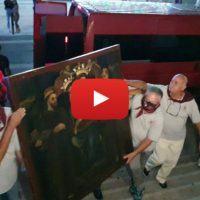 Reggio, la Madonna della Consolazione arriva al Duomo