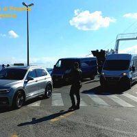 Stretto di Messina, fermato e arrestato un corriere della droga