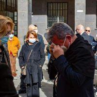 Il commovente saluto di Spirlì a Jole Santelli