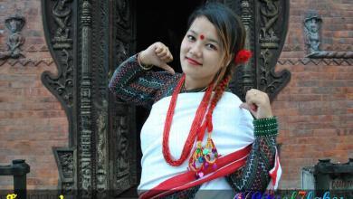 Photo of Newari Costume in Lekhnath