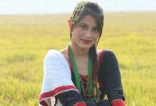 Photo of Rubina in Newari Costume