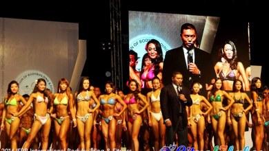 Photo of 2014 IFBB International Bodybuilding & Fitness Invitation Championship