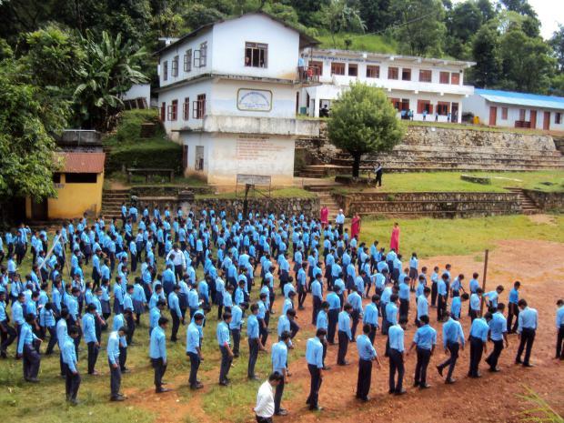 Ammarsiddha Namuna School Lekhnath Pachabhaiya