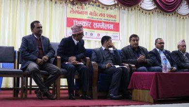 Photo of १५ औं संस्करणको लेखनाथ महोत्सवको तयारी तिब्र