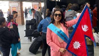 Photo of Anushka Shrestha exits from Miss World top 12