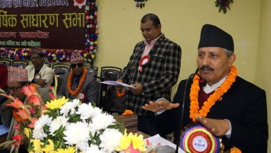 Photo of Minister Pokhrel stresses quality construction