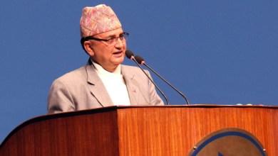 Photo of Bill seeking amendment to Nepal Army Act tabled