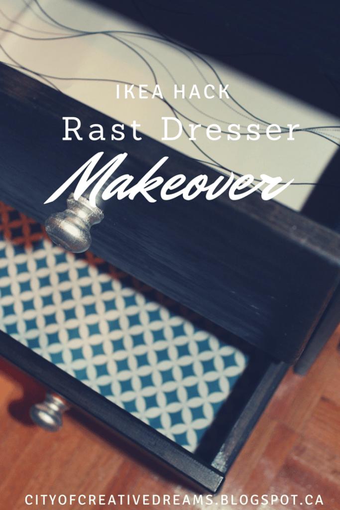 Ikea Hack Rast Makeover