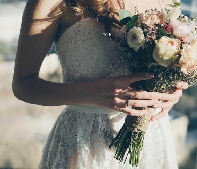 Green Wedding: Eco- Friendly Wedding Dress - City of Creative Dreams