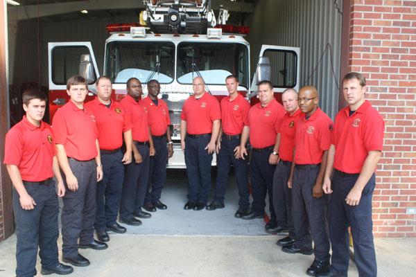 Fire Department  City of Grenada