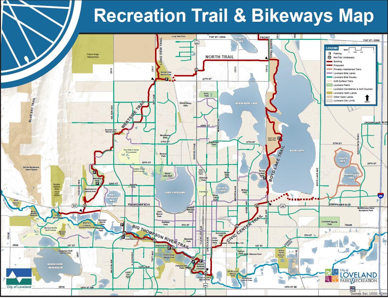 loveland trails city of