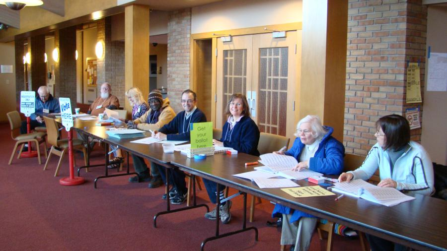 Processing Absentee Ballots Training  City of Madison