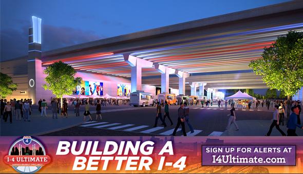 I4 Ultimate Improvement Project  City of Orlando