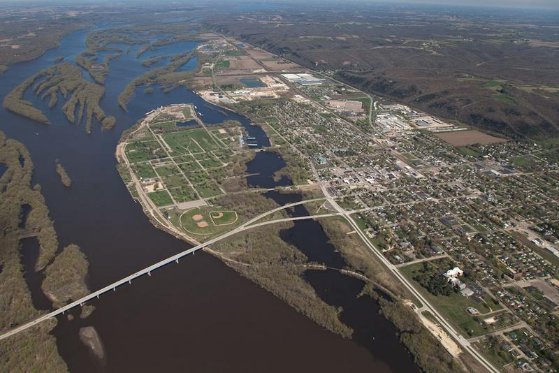 St. Feriole Island – City of Prairie du Chien, WI