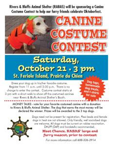 Octoberfest - Canine Costume Contest @ Pet Parade