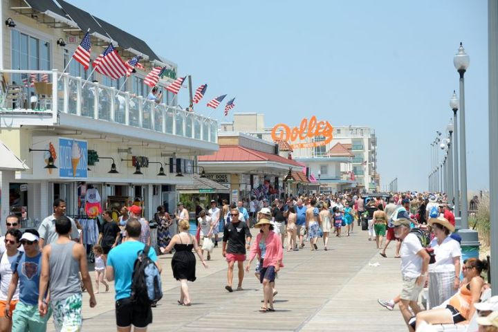 Rehoboth Beach--The Mid-Atlantic's Gay Haven