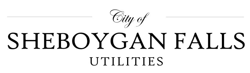 city of sheboygan falls - utilities